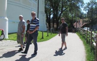 Vereinsausflug 2018 Die Wieskirche – Füssen