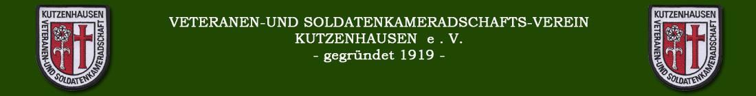 Soldatenverein Kutzenhausen Logo