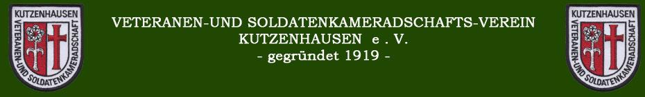 Soldatenverein Kutzenhausen